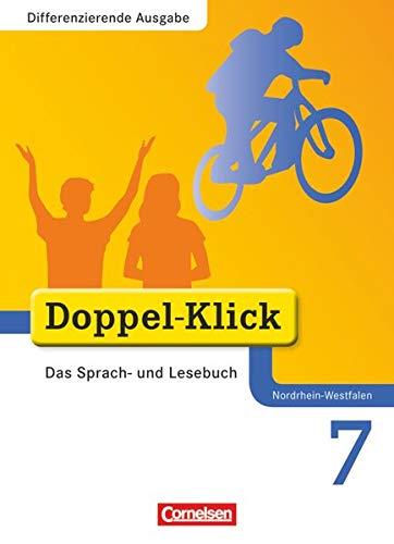 9783060618972: Doppel-Klick - Differenzierende Ausgabe Nordrhein-Westfalen. 7. Schuljahr. Schülerbuch