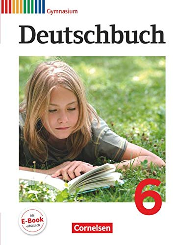 9783060619023: Deutschbuch 6. Schuljahr. Sch�lerbuch. Gymnasium Allgemeine Ausgabe