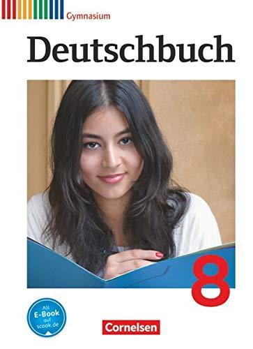9783060619047: Deutschbuch: Schulerbuch 8