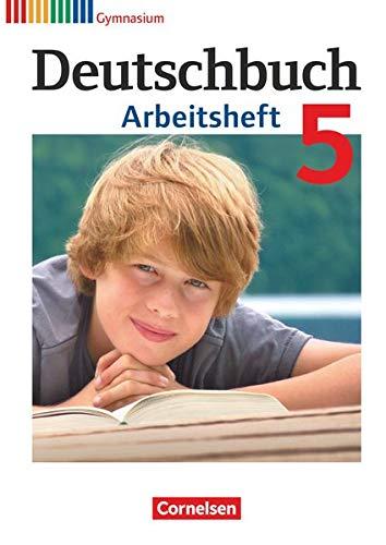 9783060619078: Deutschbuch 5. Schuljahr. Arbeitsheft mit Lösungen. Gymnasium Allgemeine Ausgabe