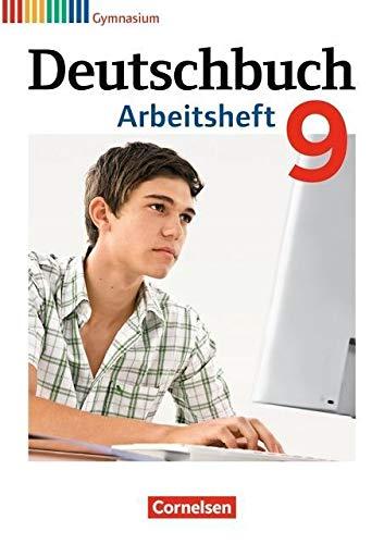 9783060619115: Deutschbuch 9. Schuljahr. Arbeitsheft mit Lösungen