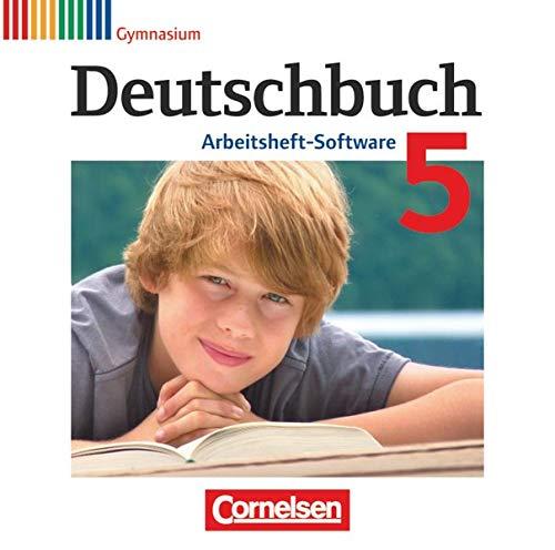 9783060619696: Deutschbuch, Allgemeine Ausgabe, He Ni NRW Rp, Gy, neu