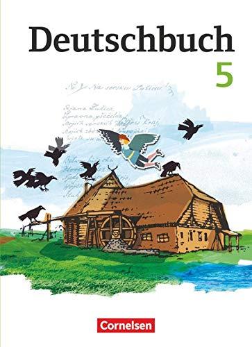 9783060619887: Deutschbuch 5. Schuljahr. Schülerbuch Gymnasium Östliche Bundesländer und Berlin