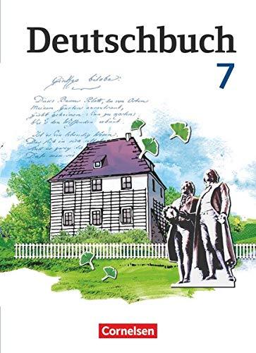 9783060619900: Deutschbuch 7. Schuljahr. Schülerbuch Gymnasium Östliche Bundesländer und Berlin