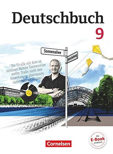 9783060619924: Deutschbuch 9. Schuljahr. Schülerbuch Gymnasium - Östliche Bundesländer und Berlin
