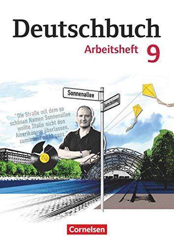 9783060619986: Deutschbuch Gymnasium 9. Schuljahr. Arbeitsheft mit Lösungen. Östliche Bundesländer und Berlin