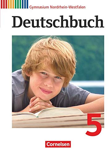 9783060620234: Deutschbuch 5. Schuljahr. Schülerbuch Gymnasium Nordrhein-Westfalen