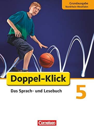 9783060623334: Doppel-Klick - Grundausgabe Nordrhein-Westfalen. 5. Schuljahr. Schülerbuch