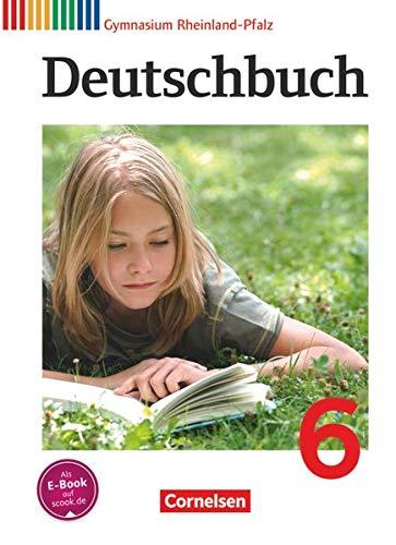 9783060624034: Deutschbuch 6. Schuljahr. SchülerbuchGymnasium Rheinland-Pfalz