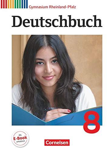 9783060624058: Deutschbuch Gymnasium 8. Schuljahr. Schülerbuch Rheinland-Pfalz