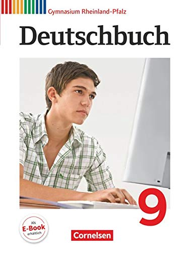 9783060624065: Deutschbuch 9. Schuljahr Schülerbuch. Gymnasium Rheinland-Pfalz