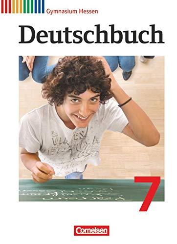 9783060624102: Deutschbuch 7. Schuljahr Gymnasium Hessen. Schülerbuch