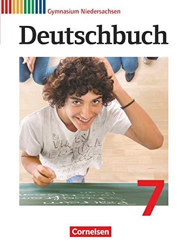 9783060624157: Deutschbuch 7. Schuljahr Gymnasium Niedersachsen. Schülerbuch