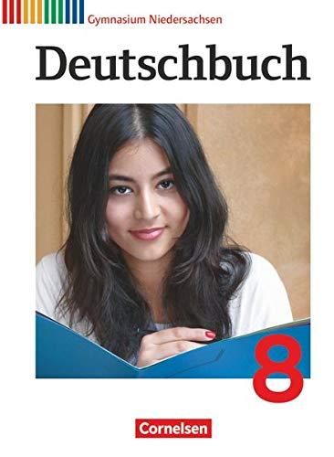 9783060624164: Deutschbuch Gymnasium 8. Schuljahr. Schülerbuch Niedersachsen