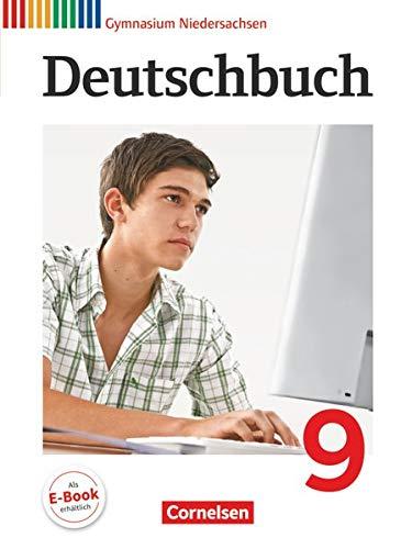9783060624171: Deutschbuch 9. Schuljahr Schülerbuch. Gymnasium Niedersachsen