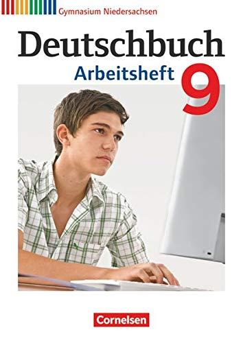 9783060624911: Deutschbuch 9. Schuljahr. Arbeitsheft mit Lösungen. Gymnasium Niedersachsen