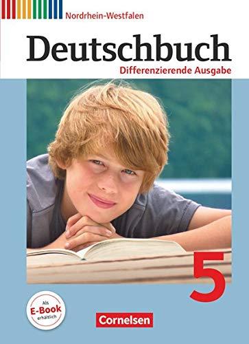 9783060626250: Deutschbuch 5. Schuljahr. Schülerbuch. Differenzierende Ausgabe Nordrhein-Westfalen