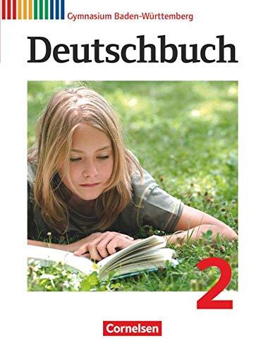 9783060626380: Deutschbuch Baden-wurttemberg: Kursbuch 2
