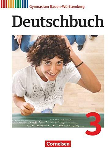 9783060626397: Deutschbuch 03: 7. Schuljahr. Schülerbuch Gymnasium Baden-Württemberg