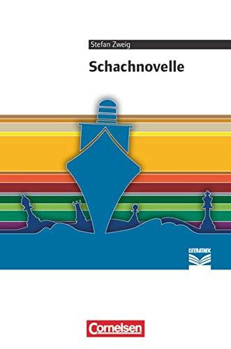 Schachnovelle: Empfohlen f?r die Oberstufe. Textausgabe. Text: Rogal, Stefan and