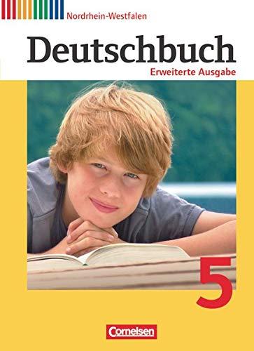 9783060629626: Deutschbuch 5. Schuljahr. Schülerbuch Nordrhein-Westfalen