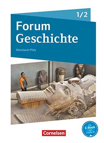 9783060640232: Forum Geschichte 01/02. Schülerbuch mit Online-Angebot. Gymnasium Rheinland-Pfalz
