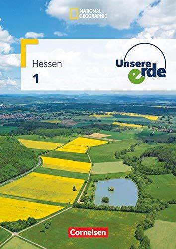 9783060641680: Unsere Erde 1. Schülerbuch Realschule Hessen