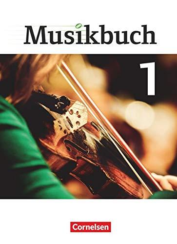 9783060642083: Musikbuch 01. Schülerbuch Sekundarstufe I