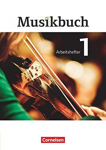 9783060642854: Musikbuch 01. Arbeitsheft Sekundarstufe I