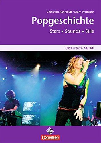 9783060644513: Oberstufe Musik. Popgeschichte. Arbeitsheft