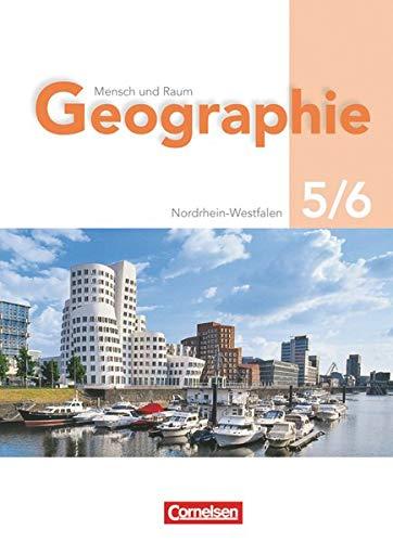 9783060645800: Mensch und Raum. Geographie 1. Schülerbuch. Gymnasium Nordrhein-Westfalen