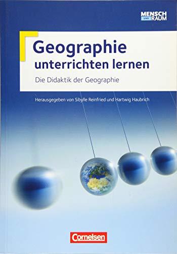 9783060652129: Mensch und Raum: Zu allen Bänden - Geographie unterrichten lernen