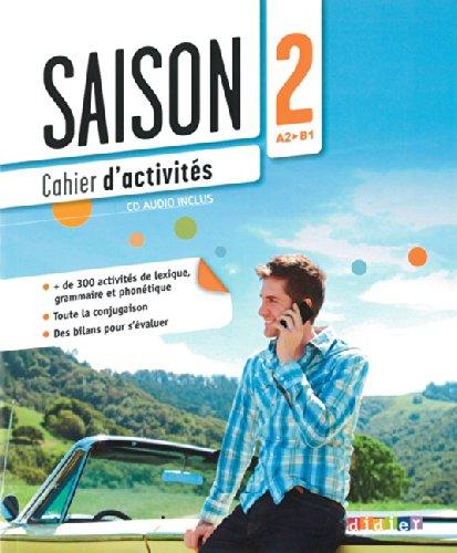9783060696321: Saison A2. Cahier d'activités mit CD