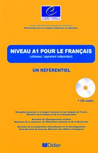 9783060697700: Niveau A1 pour le français - Un Référentiel: Buch mit CD