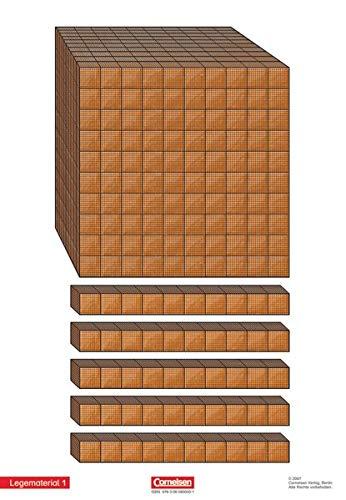 9783060800001: Kartonbeilagen Mathematik Einstern, Gs So