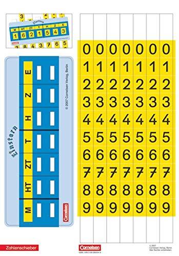 Kartonbeilagen Mathematik Einstern, Gs So