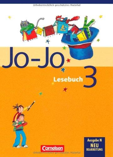 9783060802456: Jo-Jo Lesebuch 3. Schuljahr
