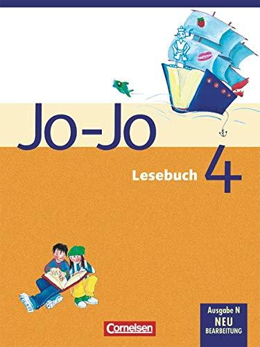 9783060802463: Jo-Jo Lesebuch - Ausgabe N. 4. Schuljahr - Schülerbuch