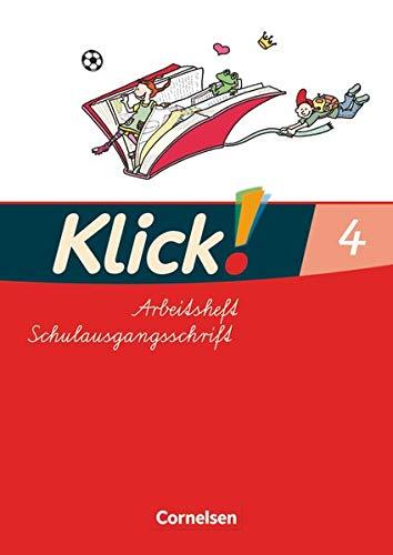 9783060803361: Klick! Erstlesen. Lesen und Sprache. Arbeitsheft Teil 4. Östliche Bundesländer und Berlin