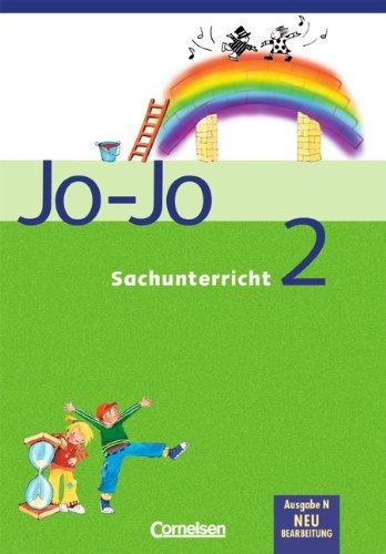 9783060803651: Jo-Jo Sachunterricht 2. Schuljahr. Schülerbuch. Grundschule. Allgemeine Ausgabe/Niedersachsen