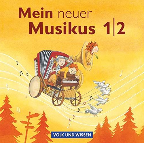 Mein neuer Musikus 1./2. Schuljahr. CD 1-4