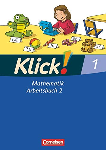 9783060805297: Klick! Mathematik Bd. 1. Arbeitsbuch Teil 2. Westliche Bundesländer