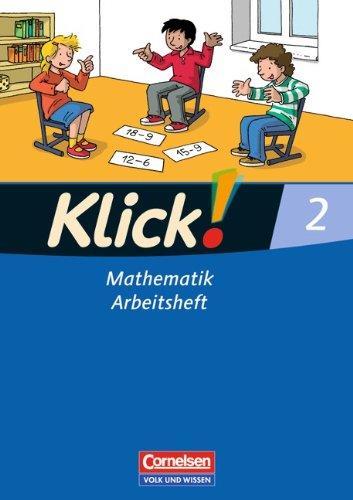 9783060806294: Klick! Mathematik. Östliche Bundesländer und Berlin 2. Arbeitsheft