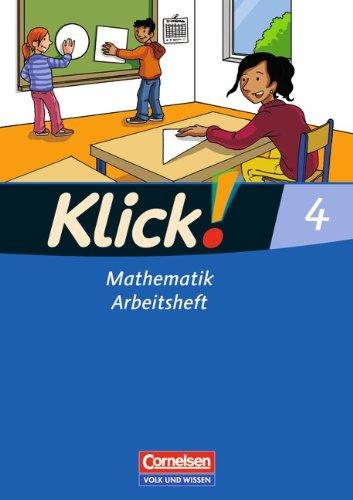 9783060806317: Klick! Mathematik 4. Schuljahr. Arbeitsheft. Förderschule Östliche Bundesländer und Berlin