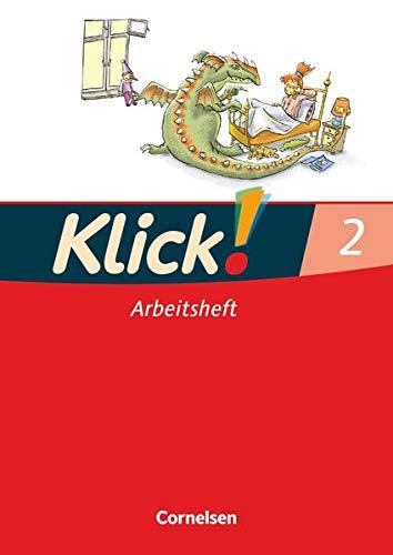9783060806751: Klick! Erstlesen. Lesen. Arbeitsheft 2. Westliche Bundesländer