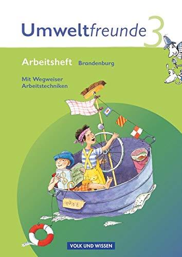 9783060806997: Umweltfreunde 3. Schuljahr. Neubearbeitung 2009. Arbeitsheft. Brandenburg