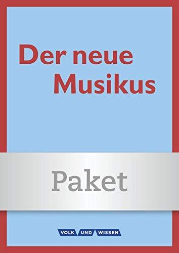 9783060809363: Der neue Musikus 3. Schuljahr - Hörbeispiele. CD 1 und 2