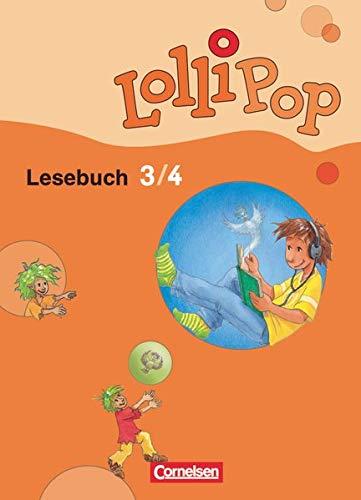 9783060810970: LolliPop Lesebuch 3./4. Schuljahr. Schülerbuch