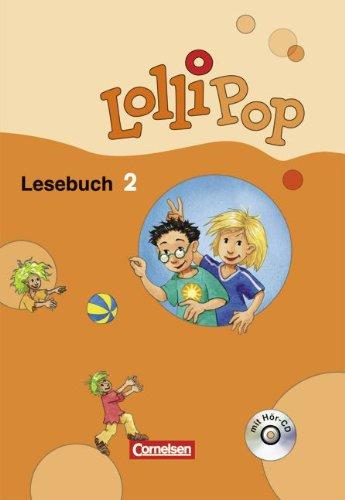 9783060810987: LolliPop Lesebuch 2. Schuljahr. Schülerbuch mit Hör-CD
