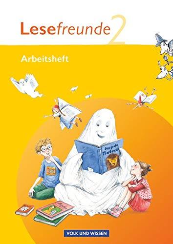9783060811540: Lesefreunde 2. Schuljahr. Arbeitsheft. Östliche Bundesländer und Berlin: Lesen - Schreiben - Spielen